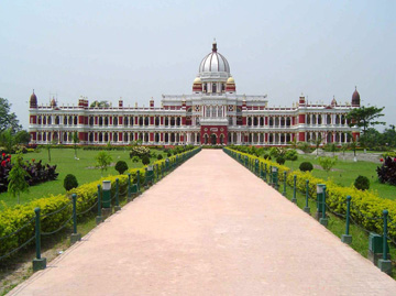 Palace of Koch kings - popularly known as Rajbari