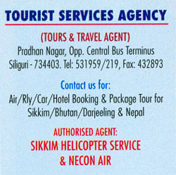 Tourist Services Agency